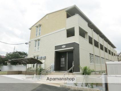 埼玉県入間市、入間市駅徒歩28分の築2年 3階建の賃貸アパート