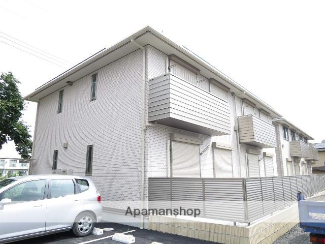 埼玉県入間市、入間市駅徒歩12分の築1年 2階建の賃貸アパート