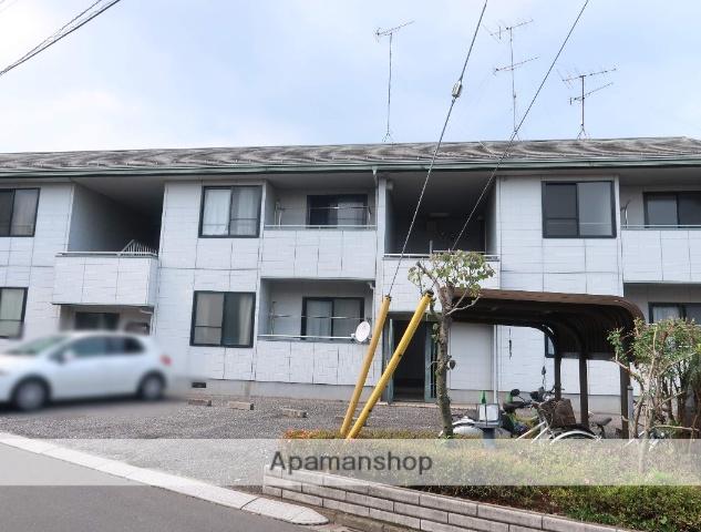 埼玉県飯能市、東飯能駅徒歩13分の築24年 2階建の賃貸アパート