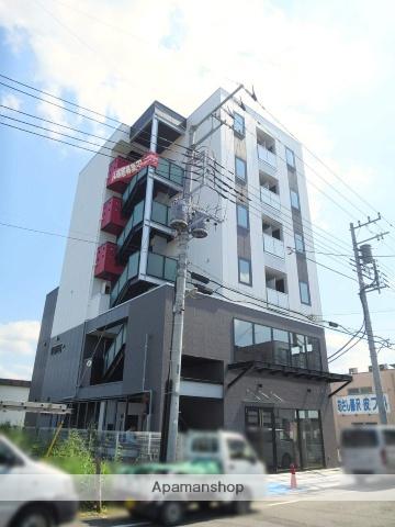 埼玉県入間市、武蔵藤沢駅徒歩1分の築2年 6階建の賃貸マンション