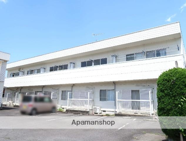 埼玉県飯能市、東飯能駅徒歩16分の築27年 2階建の賃貸アパート