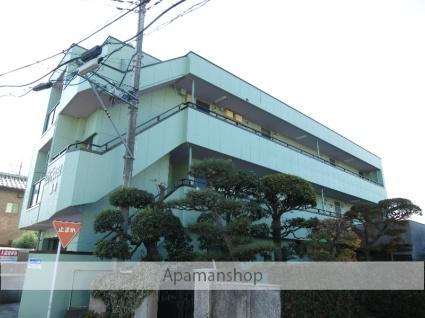 埼玉県飯能市、東飯能駅徒歩10分の築16年 3階建の賃貸マンション