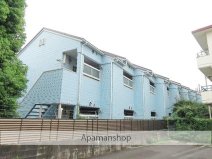 埼玉県入間市、仏子駅徒歩3分の築28年 2階建の賃貸アパート