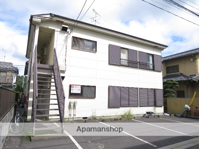 埼玉県入間市、武蔵藤沢駅徒歩23分の築25年 2階建の賃貸アパート