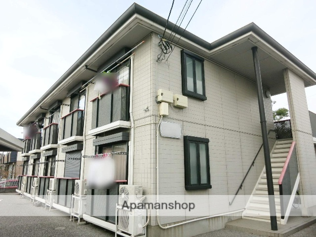 埼玉県飯能市、東飯能駅徒歩7分の築20年 2階建の賃貸アパート