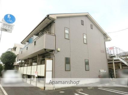 埼玉県飯能市、東飯能駅徒歩14分の築16年 2階建の賃貸アパート