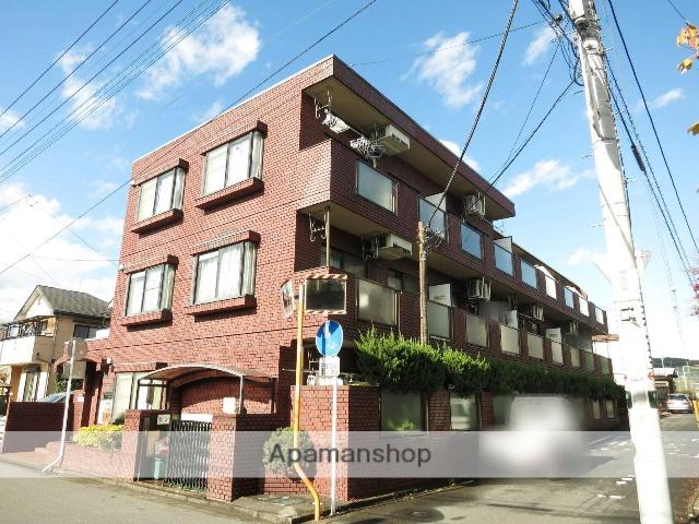 埼玉県飯能市、東飯能駅徒歩16分の築28年 3階建の賃貸マンション