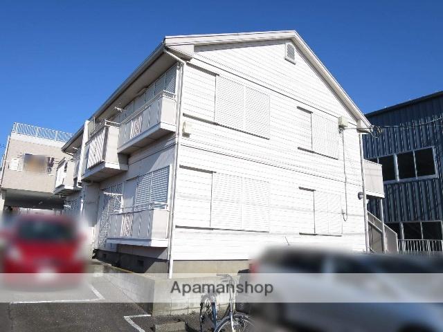 埼玉県入間市、箱根ケ崎駅西武バスバス12分北中野下車後徒歩3分の築26年 2階建の賃貸アパート