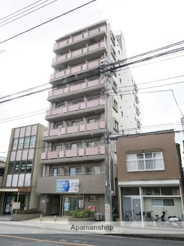 埼玉県飯能市、東飯能駅徒歩3分の築21年 9階建の賃貸マンション
