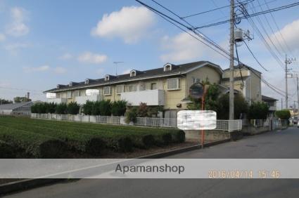 埼玉県日高市、高麗川駅徒歩13分の築25年 2階建の賃貸アパート