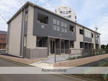 埼玉県飯能市、東飯能駅徒歩12分の新築 2階建の賃貸アパート