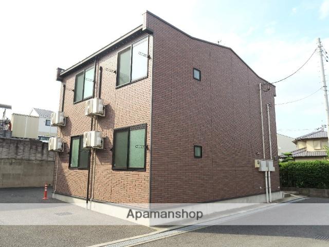 埼玉県狭山市、入間市駅徒歩32分の築5年 2階建の賃貸アパート