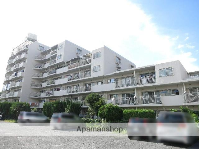 埼玉県入間市、入間市駅徒歩9分の築33年 8階建の賃貸マンション