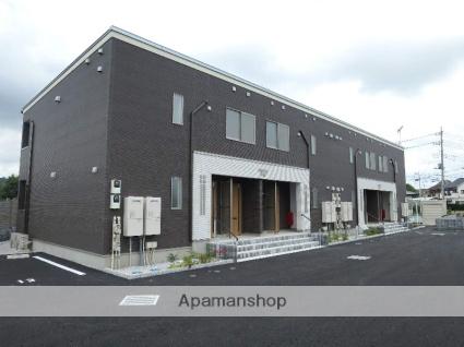 埼玉県飯能市、元加治駅徒歩13分の新築 2階建の賃貸アパート