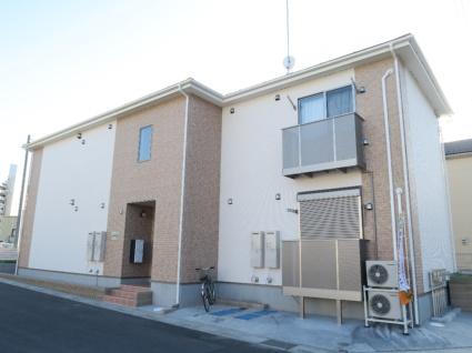 埼玉県入間市、入間市駅徒歩9分の新築 2階建の賃貸アパート