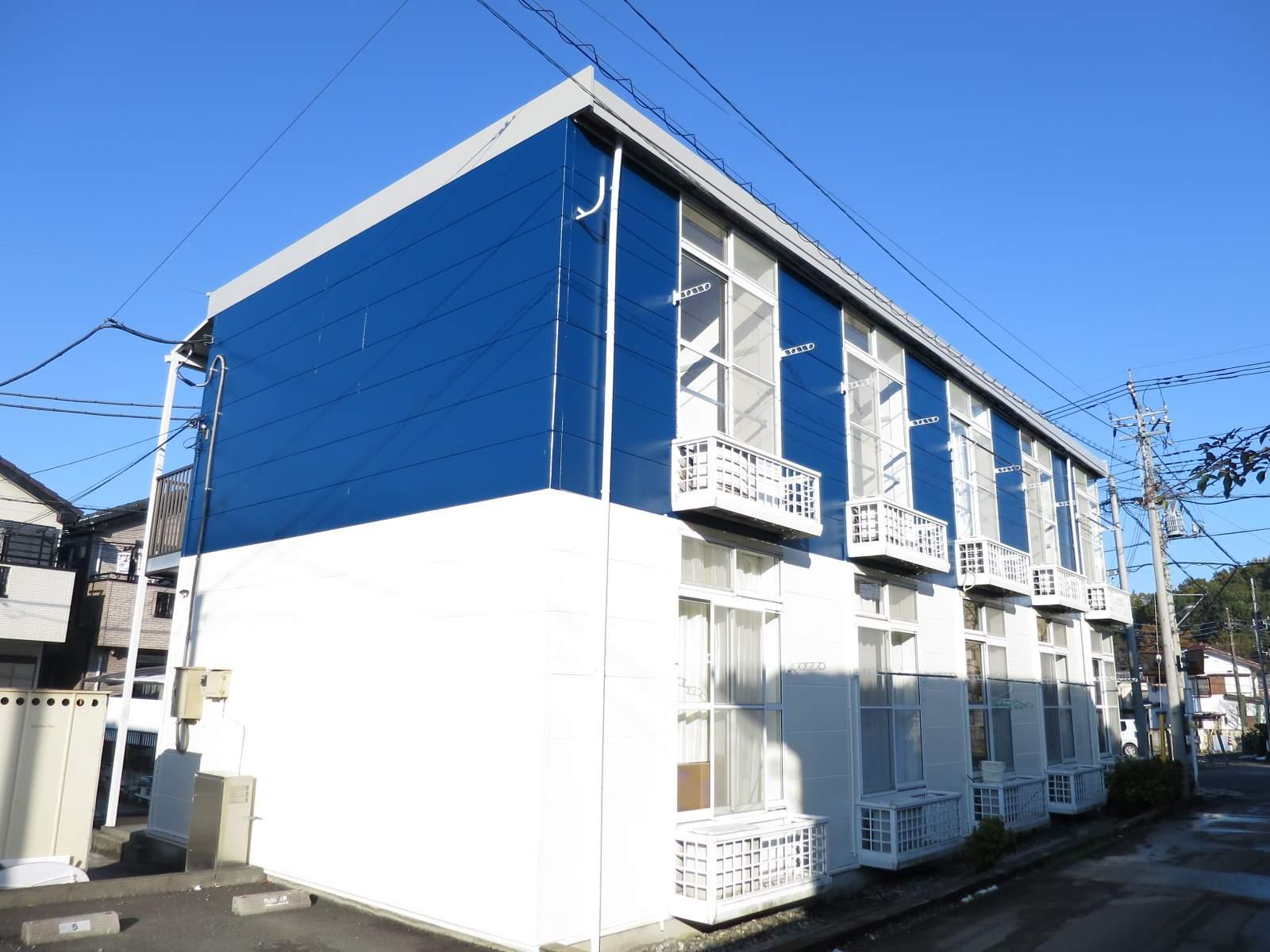 埼玉県入間市、入間市駅徒歩25分の築18年 2階建の賃貸アパート