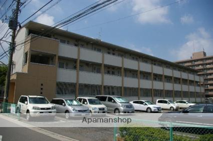 埼玉県狭山市、入曽駅徒歩24分の築8年 3階建の賃貸アパート