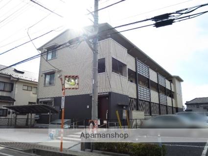 埼玉県入間市、武蔵藤沢駅徒歩6分の新築 3階建の賃貸アパート