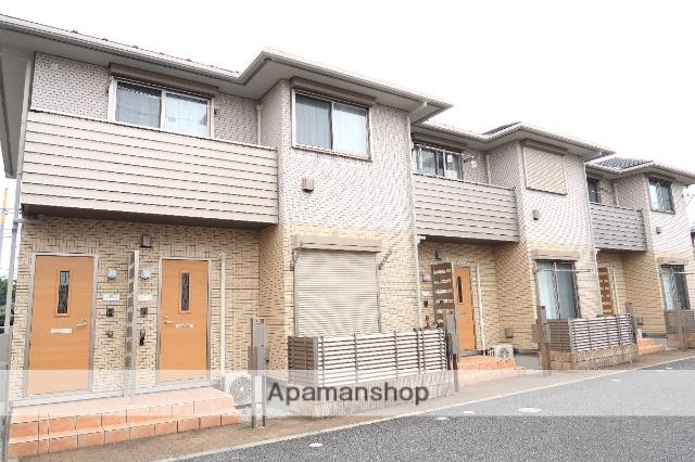 埼玉県入間市、仏子駅徒歩21分の新築 2階建の賃貸アパート