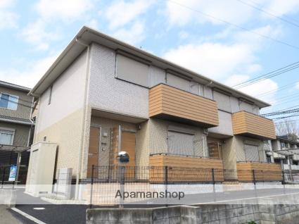 埼玉県入間市、入間市駅バス10分小谷田下車後徒歩2分の新築 2階建の賃貸アパート