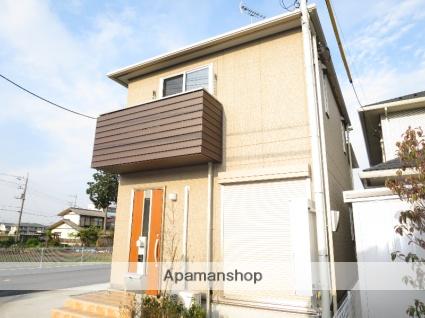 埼玉県飯能市、飯能駅徒歩17分の新築 2階建の賃貸一戸建て