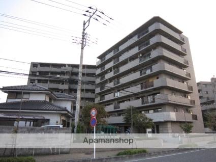埼玉県入間市、狭山ヶ丘駅徒歩21分の築18年 8階建の賃貸マンション
