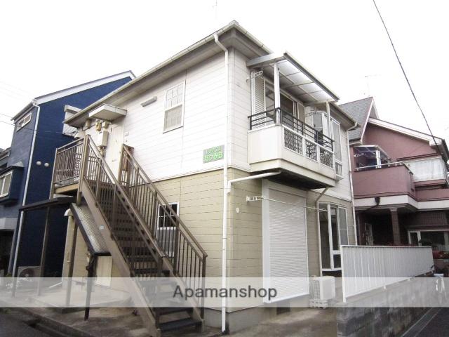 埼玉県入間市、狭山ヶ丘駅徒歩10分の築28年 2階建の賃貸アパート