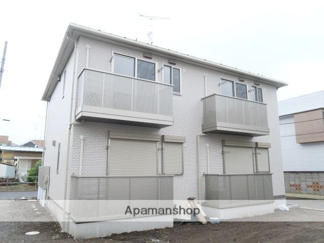 埼玉県入間市、元加治駅徒歩4分の新築 2階建の賃貸アパート
