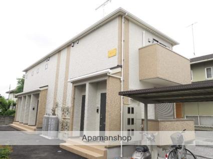 埼玉県入間市、稲荷山公園駅徒歩27分の新築 2階建の賃貸アパート
