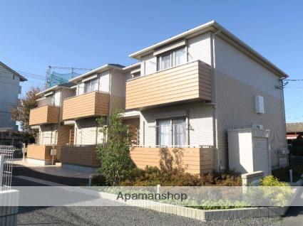 埼玉県狭山市、武蔵藤沢駅徒歩13分の新築 2階建の賃貸アパート