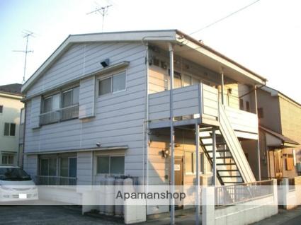 埼玉県入間市、武蔵藤沢駅徒歩8分の築39年 2階建の賃貸アパート