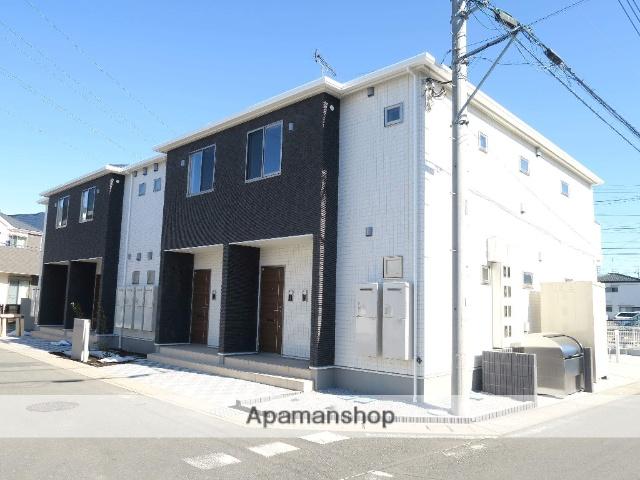 埼玉県入間市、狭山ヶ丘駅徒歩13分の新築 2階建の賃貸アパート