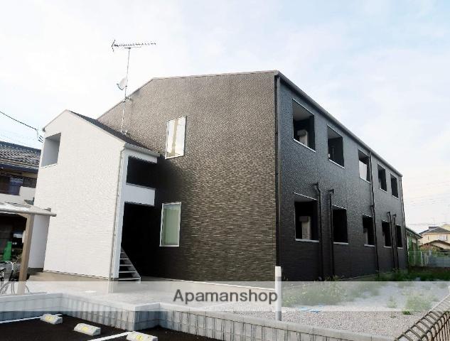 埼玉県入間市、入間市駅徒歩22分の新築 2階建の賃貸アパート