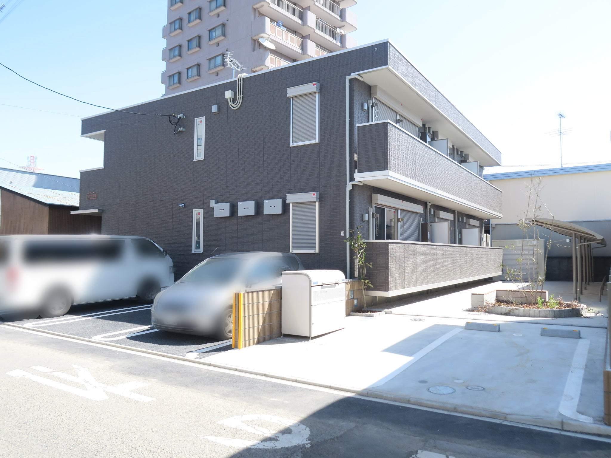 埼玉県飯能市、東飯能駅徒歩4分の新築 2階建の賃貸アパート