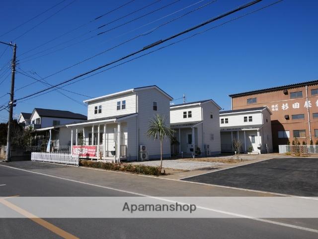 埼玉県狭山市、入間市駅徒歩27分の新築 2階建の賃貸一戸建て