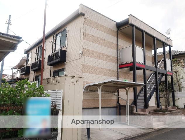 埼玉県飯能市、東飯能駅徒歩12分の築11年 2階建の賃貸アパート