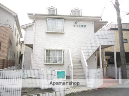 埼玉県入間市、武蔵藤沢駅徒歩4分の築30年 2階建の賃貸アパート
