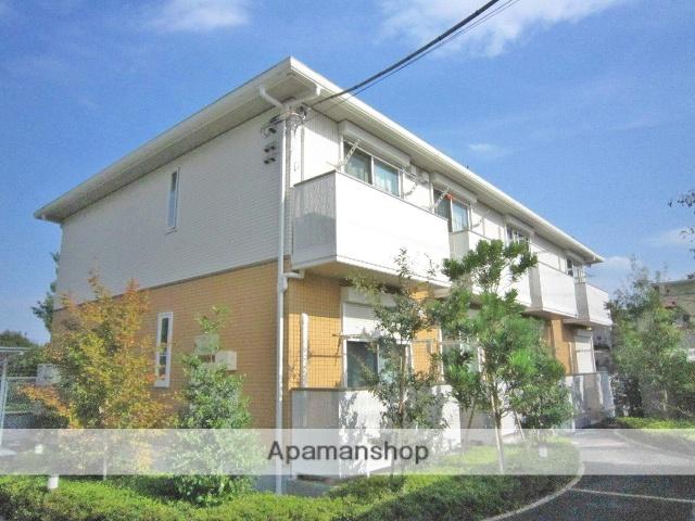 埼玉県狭山市、武蔵藤沢駅徒歩15分の築6年 2階建の賃貸アパート