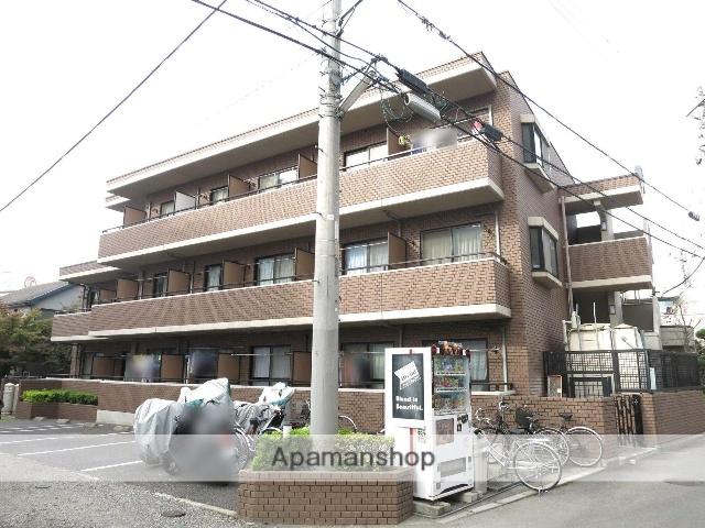 埼玉県入間市、稲荷山公園駅徒歩20分の築18年 3階建の賃貸マンション