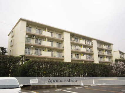 埼玉県入間市、仏子駅徒歩5分の築41年 5階建の賃貸マンション