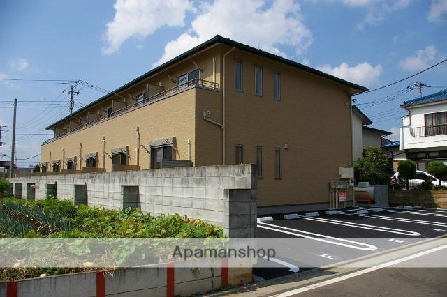 埼玉県狭山市、稲荷山公園駅徒歩37分の築6年 2階建の賃貸テラスハウス