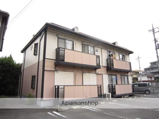 埼玉県入間市、仏子駅徒歩12分の築25年 2階建の賃貸アパート