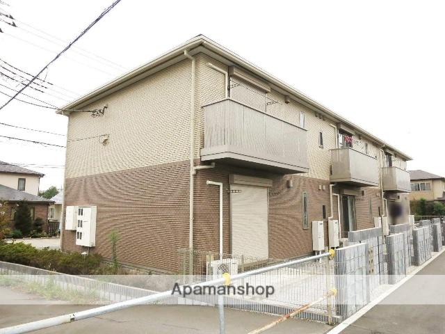 埼玉県入間市、入間市駅徒歩7分の築7年 2階建の賃貸アパート