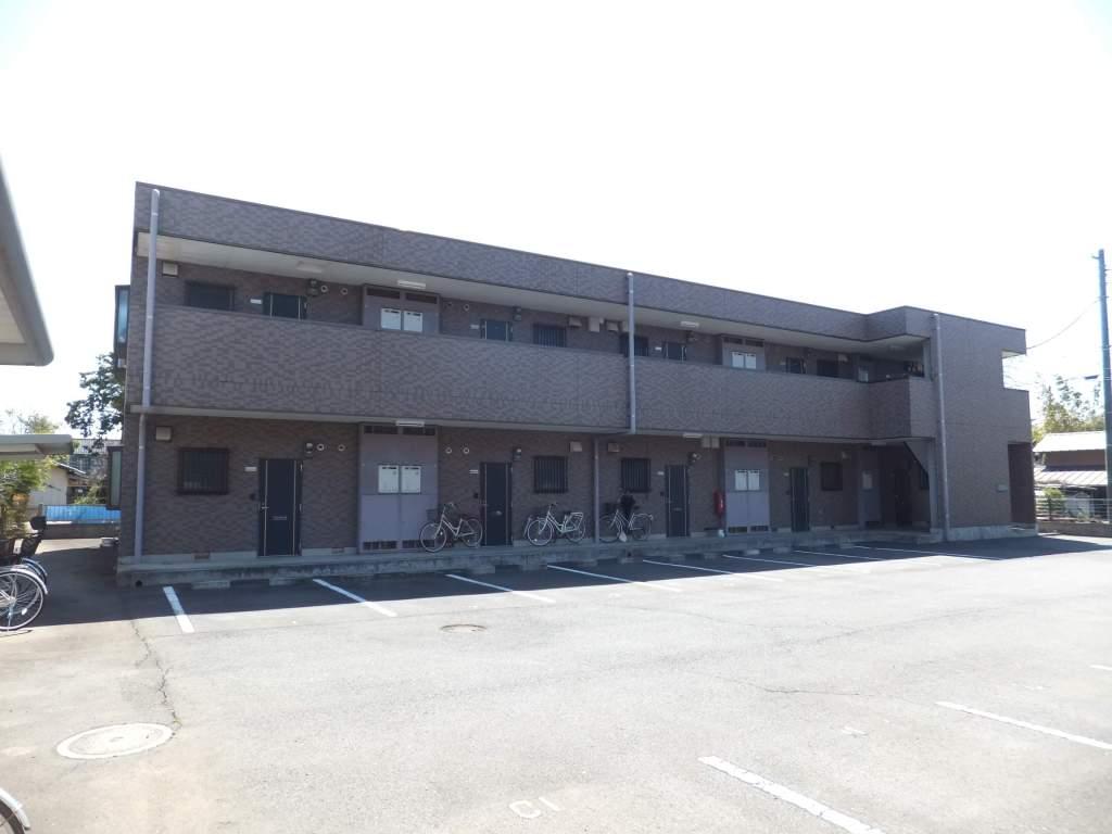 埼玉県狭山市、狭山ヶ丘駅徒歩37分の築14年 2階建の賃貸マンション