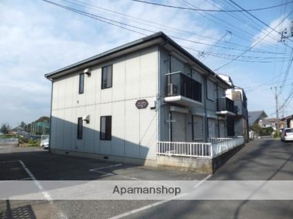 埼玉県狭山市、狭山市駅徒歩28分の築24年 2階建の賃貸アパート