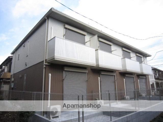 埼玉県狭山市、狭山ヶ丘駅徒歩16分の築4年 2階建の賃貸アパート