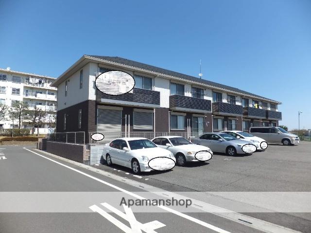 埼玉県狭山市、入曽駅徒歩50分の築4年 2階建の賃貸アパート