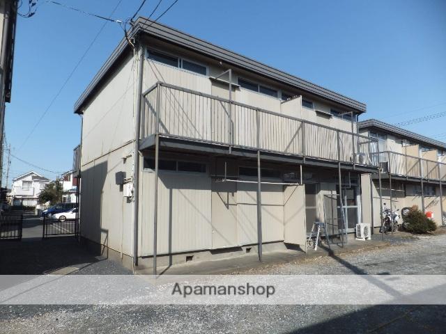 埼玉県狭山市、狭山市駅徒歩30分の築37年 2階建の賃貸アパート