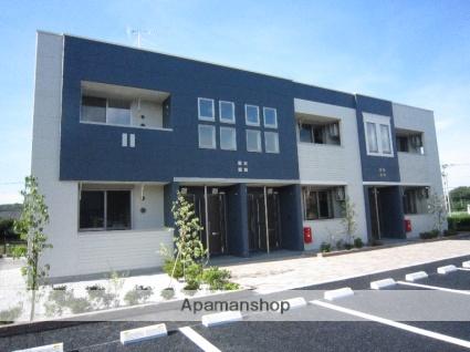 埼玉県飯能市、東飯能駅徒歩13分の築4年 2階建の賃貸アパート