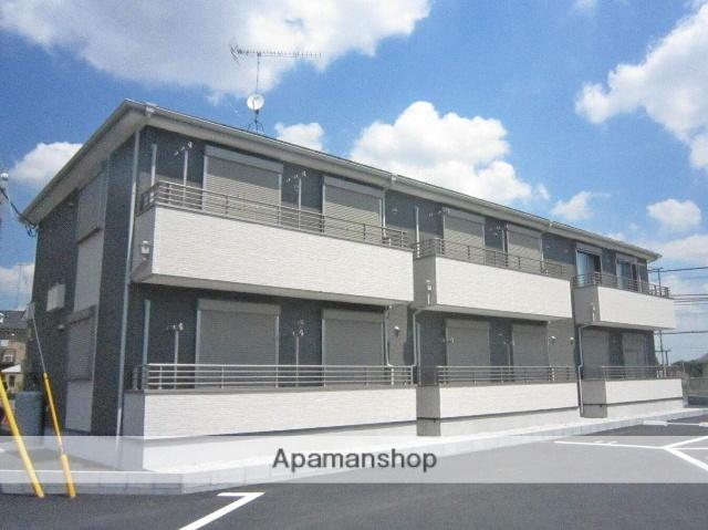 埼玉県入間市、武蔵藤沢駅徒歩13分の築5年 2階建の賃貸アパート